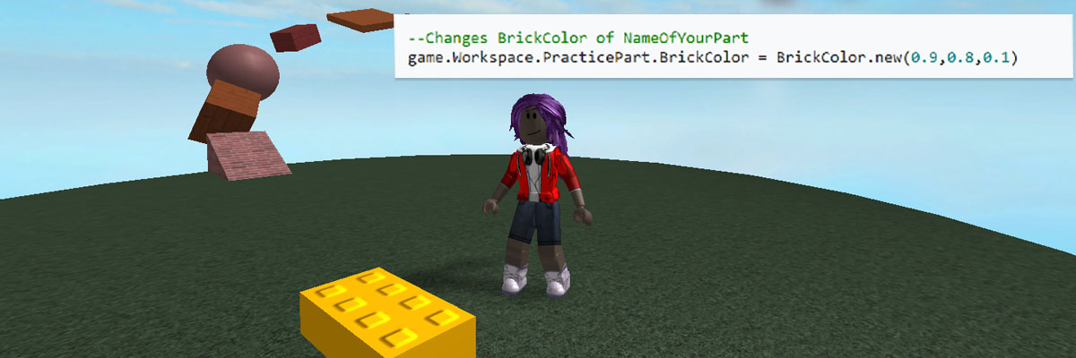 Properties And Brickcolor