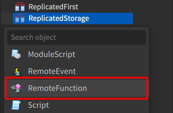 Remote Functions And Events