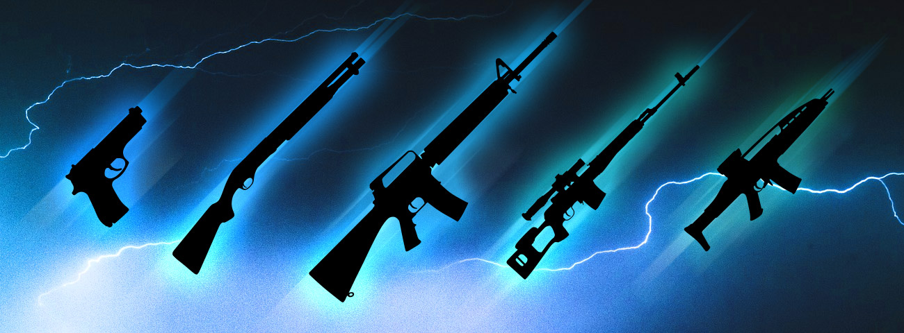 Guns And Money Roblox Game Weapons Kit