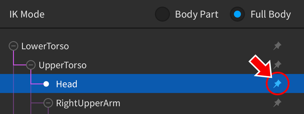 Roblox Body Part Codes Youtube Using The Animation Editor