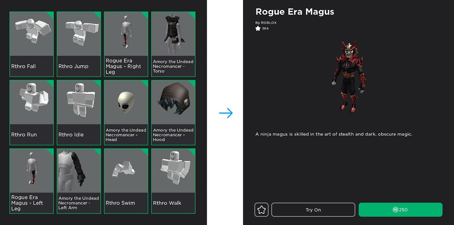 Roblox Main Menu Gui Avatar Inspect Menu