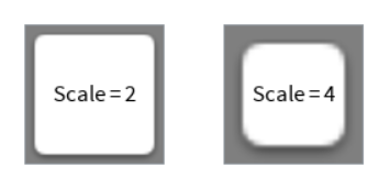 Scaling example