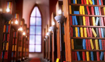 Picture of a Roblox library