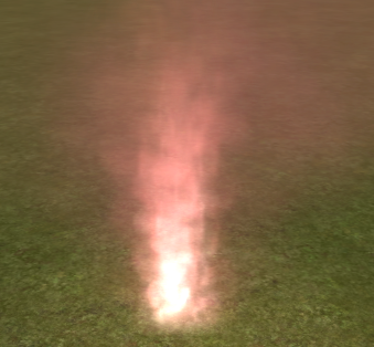 Pink fire Beam effect - try recreating me!