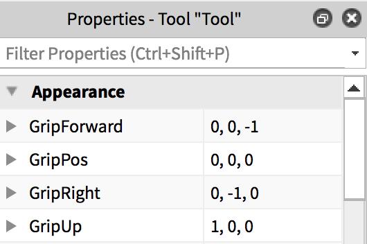 Roblox Wiki Tweenposition Tool Grip