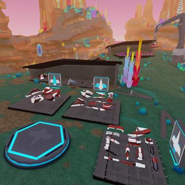 Https Www Roblox Com Games 1202761809 Checkmein Portal Galactic Spaceway