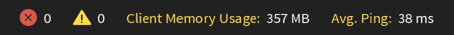 https://developer.roblox.com/assets/bltb17e790bf8d5e8a1/Console-Summary-Bar.png