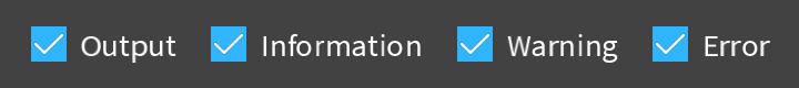 https://developer.roblox.com/assets/bltb3529923660dd862/Console-Filter-Options.png