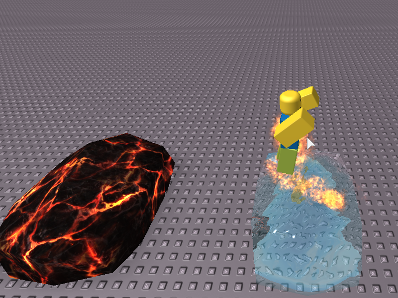 Roblox Projects Controllable Fire Setting Parts On Fire With Events
